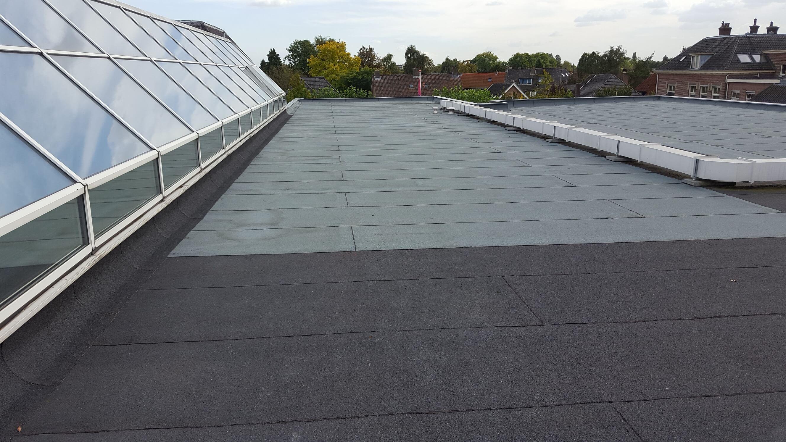 Dakrenovatie van Roofing Service Nederland