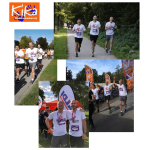 Run for Kika Roofing Service