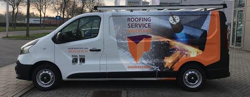 bedrijfswagen roofing service