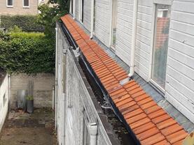 doorstroming daken