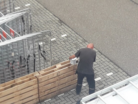 lekkend dak repareren